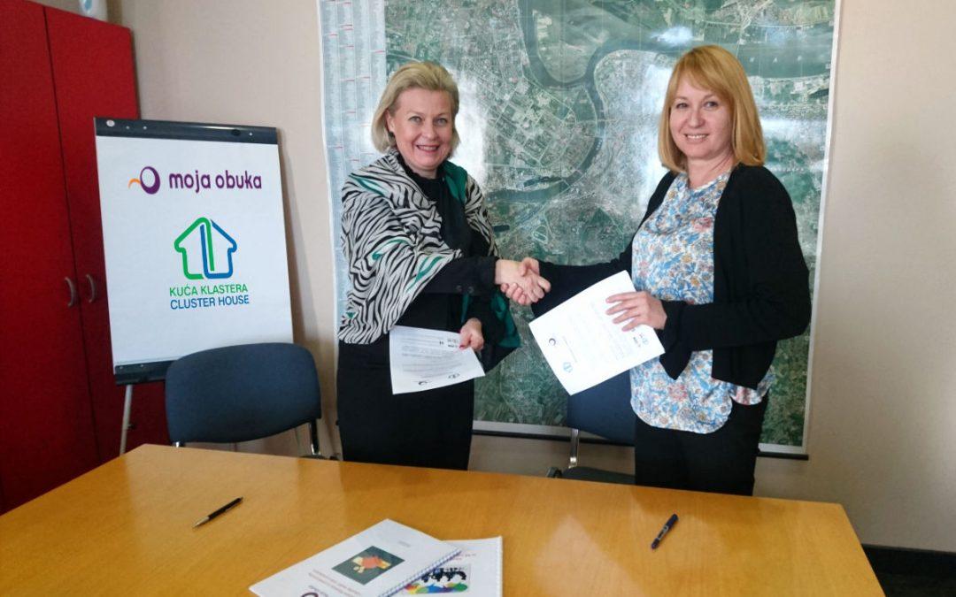 Potpisan memorandum o saradnji sa Kućom klastera