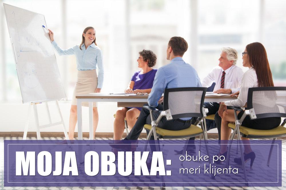 Moja obuka – Obuke po meri klijenta